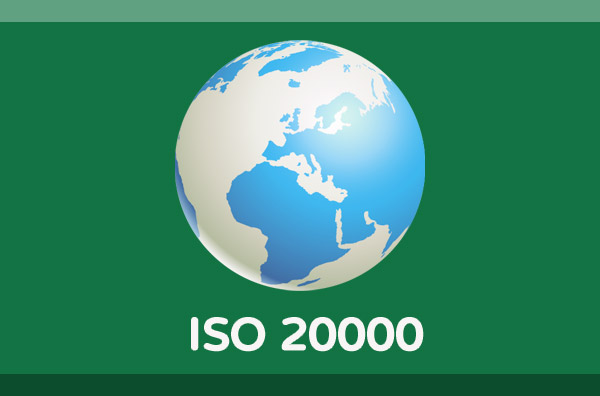 Certified ISO 20000 Lead Auditor
