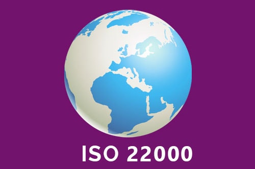 Certified ISO 22000 Lead Implementer